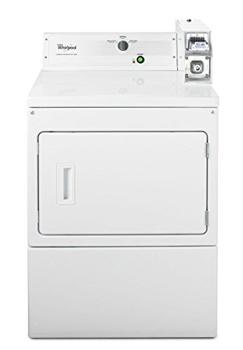 (Whirlpool Coin-Op Single Dryer CEM2743BQ )