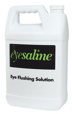 Eye Wash Saline Solution, 1 gal. by Honeywell