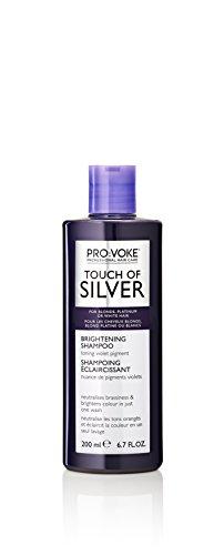 Pro:Voke Touch Of Silver Brightening Shampoo, 200ml