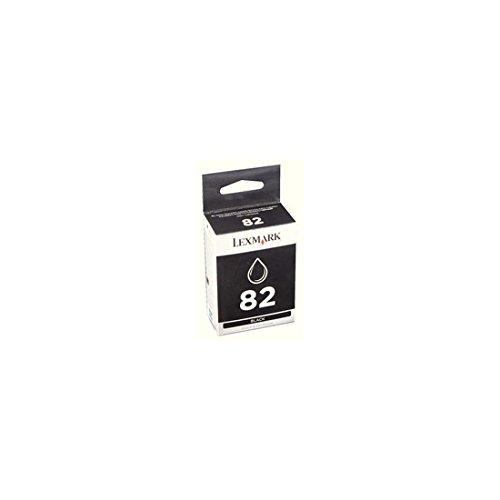 Lexmark 82 (18L0032) Black OEM Genuine Inkjet/Ink Cartridge (600 Yield) - Retail