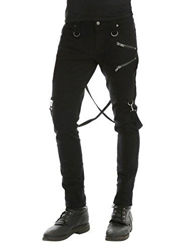 Gothic Zipper - 3