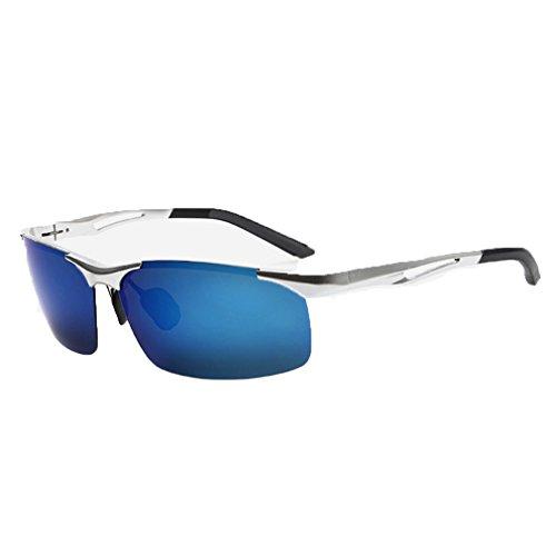 A-Royal High-Grade Fashion UV Protect Cycling Driving Sport Sunglasses(C4)