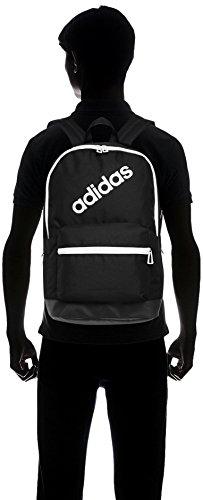 adidas Daily Men's Bag Black NEGRO BLANCO Bp U17qFxwU