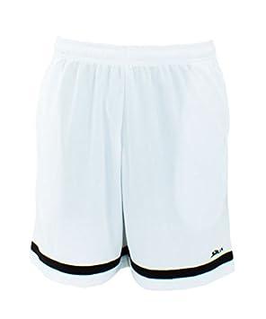 Siux Pantalon Corto CALIXTO Blanco Negro