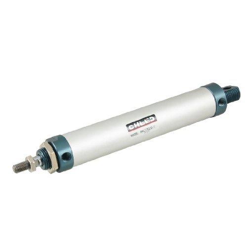 DealMux Pneumatic Screwed Piston Rod 32mm Bore 150mm Stroke Air Cylinder DLM-B00B2YOFTK