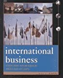 International Business : Cultural Sourcebook and Case Studies, Catlin, Linda B. and White, Thomas F., 0324055730