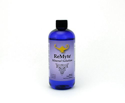 ReMyte Mineral Solution Dr. Carolyn Dean's PicoMeter Multiple Minerals from RNA Reset 480 MLS