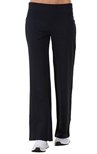 MARKS AND SPENCERS BLACK Cotton Rich Straight Leg Joggers UK 8-20 NEW
