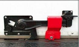 Rolling Door Lock by Equipment Lock Co.