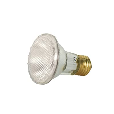 Satco 39 Watt (50 Watt) Halogen Light Bulb, Dimmable