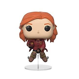 Funko Figurine Pop Vinyl-Harry Potter-Ginny on Broom, 26706