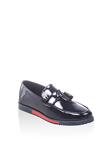 Star Jaguar - Herren Schuhe - Blau - Mokassins - Gr. 42