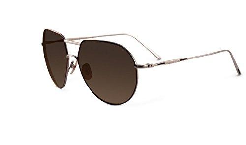 Loree Rodkin Ashton GoldBlack - Sunglasses Sama