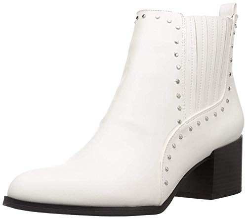 (Circus by Sam Edelman Women's Jenna Fashion Boot, Bright White Smooth Atanado Veg, 9 M US)