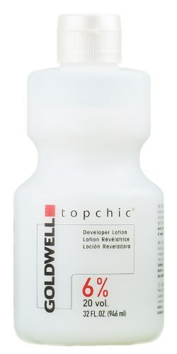 - Goldwell Topchic Lotion 20 Volume Developer 32 oz.