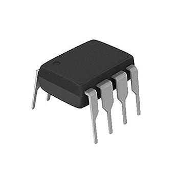 Amazon com: (10PCS) W25Q64FVDAIQ SPI Flash 64MBIT 8-DIP 25Q64 W25Q64