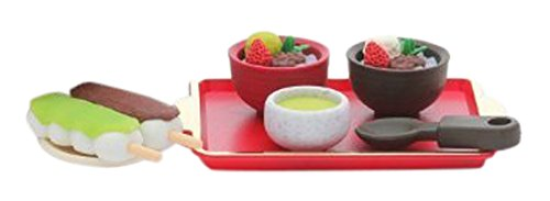 Iwako Japanese Desserts Shop Erasers Blister Set