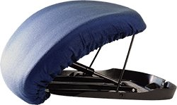 DSS Upeasy Seat Assist Plus Manual Lifting Cushion, Navy Blue