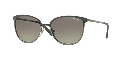 Vogue Gunmetal Sunglasses - 7
