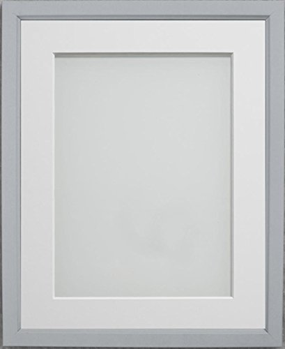 Frame Company Drayton Range 14x11-inch Grey Picture Photo Frame with ...
