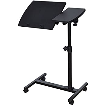 Amazon Com Tms Angle Height Adjustable Rolling Laptop