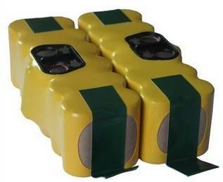 HeShunChang 3.0 Ah Ni-MH 14,4 V Serie 500 bater/ía de Repuesto para iRobot Roomba 500 510 530 532535 540 550 560 562 570 580 610 Serie Profesional