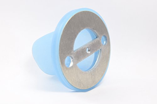 Overflow Gasket - Perfect Fit Overflow Gasket With Aluminum Bracket With Bar
