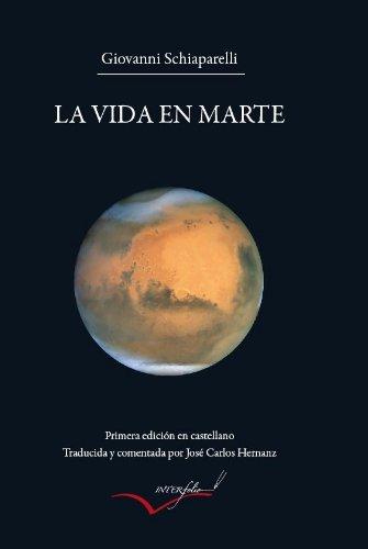 Descargar Libro La Vida En Marte Jose Carlos Hernán Alonso
