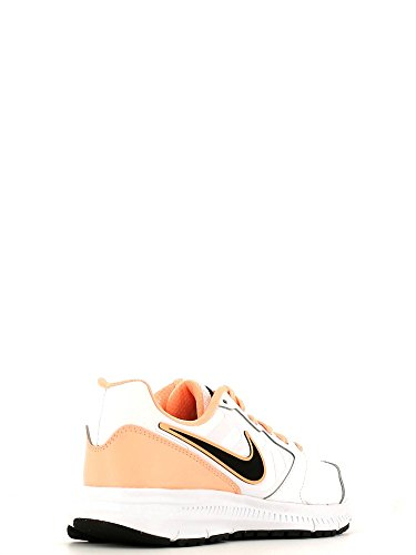 Nike Wmns Downshifter 6 Lea - - Mujer Bianco