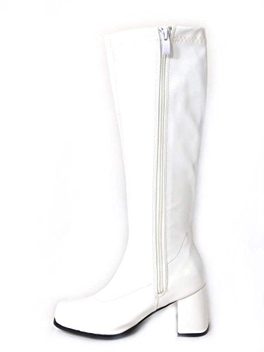 Per E Anni 40 Retro 60 Donna 35 nbsp;diversi 38 36 Stile 37 Stivali Modelli White 70 Da 39 Go 41 Taglia Party q0xznXw