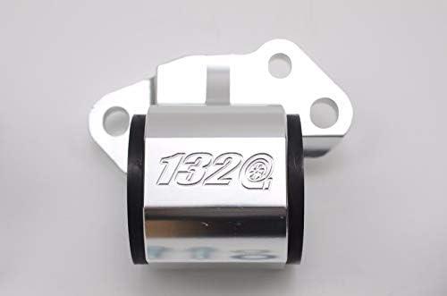 1320 Performance B /& D series motor mount 2 bolt driver billet EK 65A BLEMISH