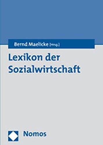 Lexikon der Sozialwirtschaft