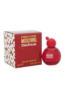 Moschino Cheap and Chic Petals, 0.16 Ounce