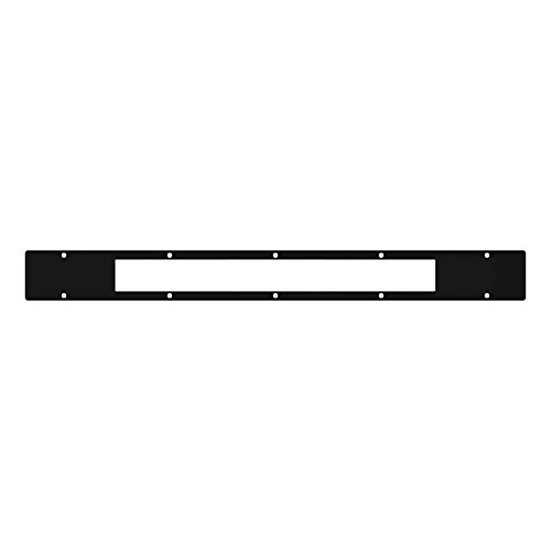 """UPC 849055026609, ARIES PC20OB Pro Series 20"""" Semi-Gloss Black Steel Grille Guard Cover Plate"""