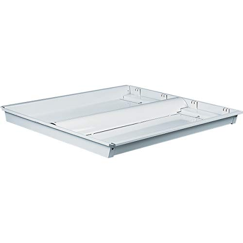 (Progress Lighting P728560EBHSG White Soft Clouds Energy Star Rated Soft Clouds Fluorescent Fixture)