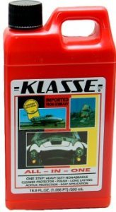 Klasse High Gloss Sealant Glaze - Klasse All-In-One Polish, 16.9 oz.