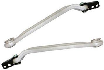 x2 for Mercedes Suspension Track Rod Rear L+R w211 w219 r230 02-10