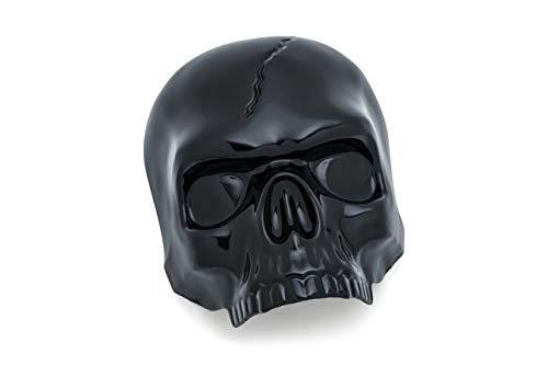 Skull Horn Cover (Kuryakyn 5731 Skull Horn Cover for Waterfall Style Horn - Gloss Black)