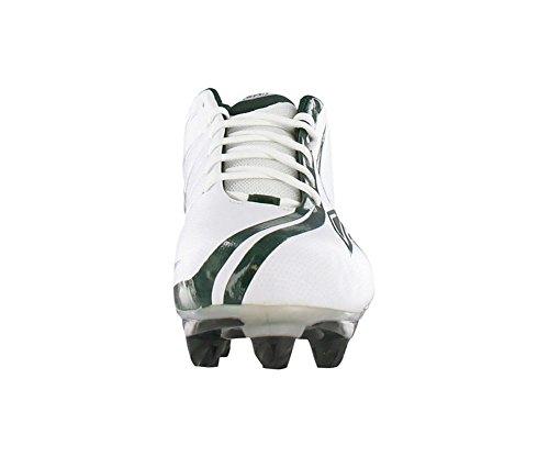 Borsone Da Calcio Reebok Mens Nfl Full Blitz Kfs Ii H Bianco / Verde