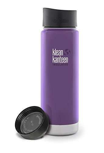 Insulated Bottle with Loop Cap