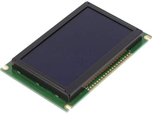 DEM240128C1-SBHPWN Display LCD graphical STN Negative 240x128 LED DISPLAY ELEKTRONIK
