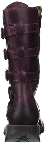 Purple Violet Green London Fly Bottes Seca860fly Femme wWP4vY