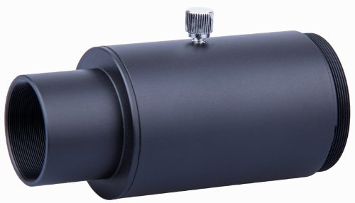 Teleskop express ts optics ccd adapter für canon eos objektive