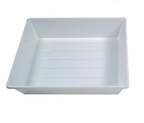 Kaiser 204156 8x10 White Lab Tray