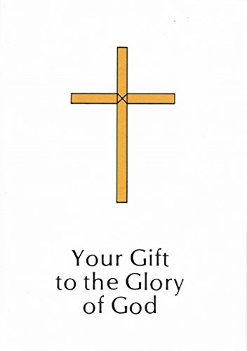 (Your Gift to the Glory of God 3.5