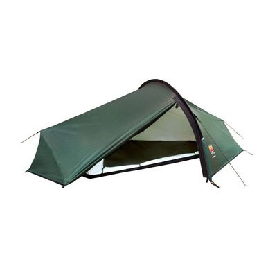 Wild Country by Terra Nova Zephyros 1 Person Tent (Green)