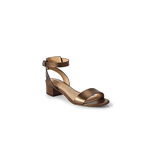523fb819e4041 Lands  End Women s Wide Amalia Ankle Strap Sandals