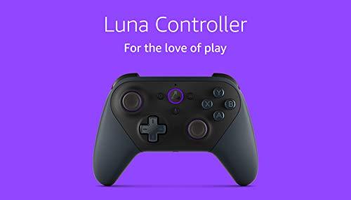 Control Luna - Nuevo servicio de juegos en la nube de Amazon