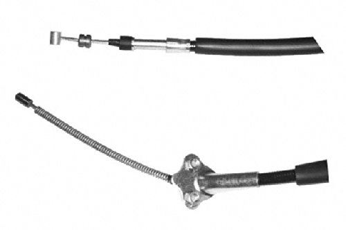 ACDelco 18P1508 Professional Rear Passenger Side Parking Brake Cable Assembly