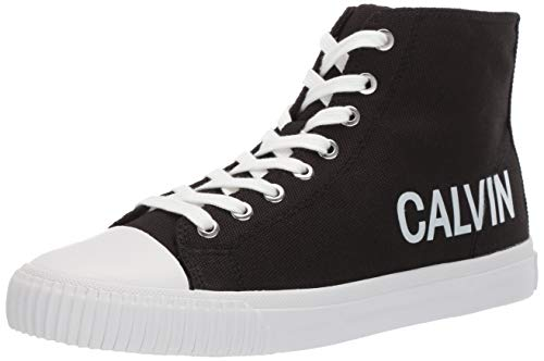 Bright Canvas Black Calvin Klein Jeans Iole R7776 Blk RXAzW6nz